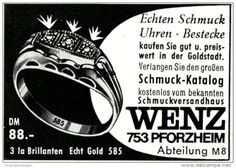 Schmuck katalog pforzheim