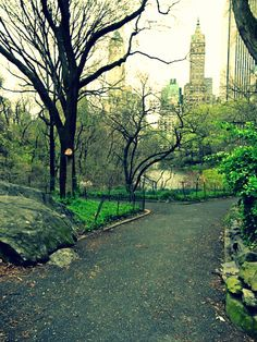 My Photos and Travels:  Central Park