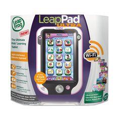 LeapFrog LeapPad Ultra Learning Tablet - Pink | Toys R Us Australia