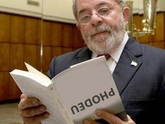 #CalaBocaDilma Tá desesperado né, Lula? O que vc nos fala?