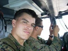 Marine Sgt. Matthew Abbate will receive the Navy Cross for his heroism Oct. 14, 2010, in Afghanistan. Abbate, with 3rd Battalion, 5th Marines, out of Camp Pendleton, Calif., was killed in action just six weeks later.
