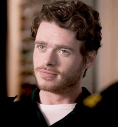 Richard Madden/Robb Stark. Also, he's Scottish. :)