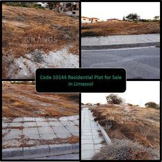 Code No: 10144 Residential plot for sale in Agios Sylas area in Limassol.