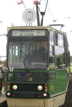 Poznań - tramwaj turystyczny