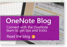 tips for using OneNote