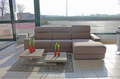 Divano Doimo Sofas modello Logan con chaise longue, in ...