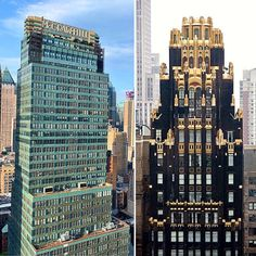 Different Architectural Styles, Skyscraper, Multi Story Building, Art Deco, Photo And Video, Architecture, Instagram, Videos, Photos