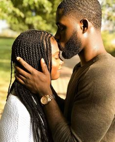 :To my answered prayer, my life partner. the one who makes laughter an everyday experience, my friend, the father to… Cute Black Couples, Black Couples Goals, Black Couple Art, Black Art, Relationship Goals Pictures, Cute Relationships, My Black Is Beautiful, Beautiful Couple, Simply Beautiful