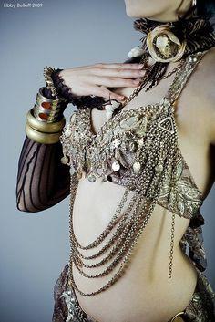 Amaaaaazing bra. Originally pinned by Jenny Blackbird