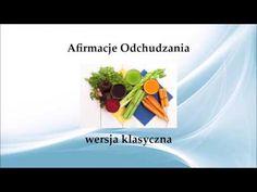 Afirmacje ✓ Odchudzanie. Szczupła Sylwetka ✓ Afirmacje - YouTube