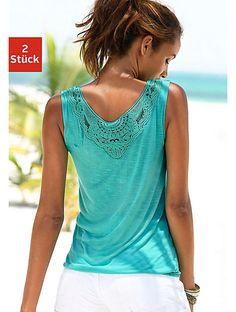 BEACHTIME - Beachtime Strandkleid rot im heine Online-Shop ➤ Jetzt günstig bestellen auf heine.de