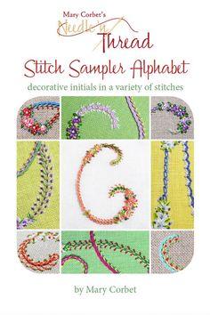 Image of Stitch Sampler Alphabet