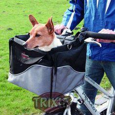 Pet Bike Basket Transporter Bicycle Carrier With Shoulder Strap All in One Dogs Pet Bike Basket, Biking With Dog, Saddle Cover, Bike Bag, Dogs For Sale, Dog Carrier, Pet Carriers, Dog Toys, Small Dogs