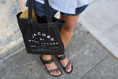 heyprettything.com: Marc by Marc Jacobs carry-all tote
