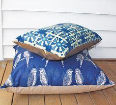 Geo cushion - Maker & Merchant