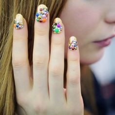 nail art idea for fashion week.As nails are the mirror of personality so if you get some beautiful nail designs ,then you can definitely enjoy Trendy Nail Art, Stylish Nails, Cool Nail Art, Nail Polish Trends, Nail Trends, Beautiful Nail Designs, Cool Nail Designs, Fabulous Nails, Gorgeous Nails
