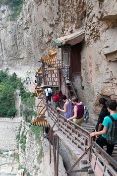 Hanging Temple, Heng Shan, China