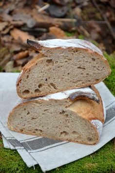 Das Mädel vom Land: Neu erfunden Bread Art, Recipes, Gourmet, Pretty Cakes, Kitchens, Bakken, Food Food, Nature, Dekoration