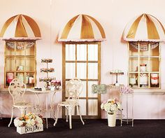 {Sweet & Girly} French Inspired Baby Shower