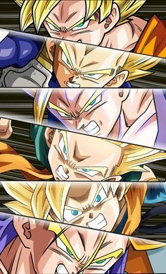 Super Saiyan Wallpaper by BrusselTheSaiyan on DeviantArt