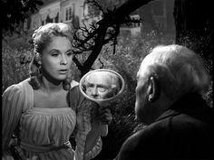"""Morangos Silvestres"" (Smultronstället), Suécia, 1957, dirigido por Ingmar Bergman."