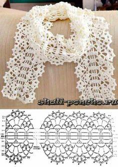 Stripy lace crochet tutorial 2 part video tutorial at this site – Artofit Crochet Borders, Crochet Chart, Crochet Motif, Crochet Designs, Easy Crochet, Crochet Lace, Crochet Stitches, Crochet Patterns, Gilet Crochet