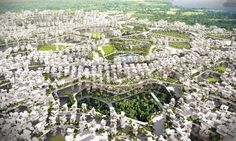 RAW-NYC and a team of international collaborators won the Liberland design competition with a proposal for an algae-powered micro nation.