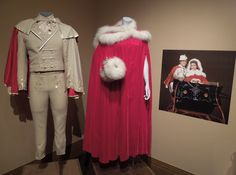 Costumes and models from Disney's Babes in Toyland...
