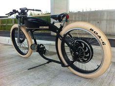 Basman e bike conversion by Ocobike