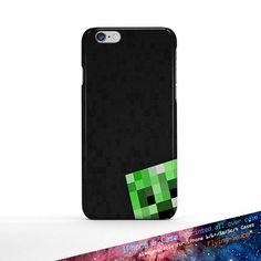 Minecraft Creeper iPhone 6 Plus Case