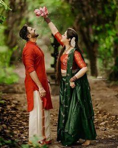 Kerala Wedding Photography, Alone Photography, Indian Photography, Bridal Photography, Photography Poses, Love Couple Photo, Couple Photos, Amazing Dp, Holi Images