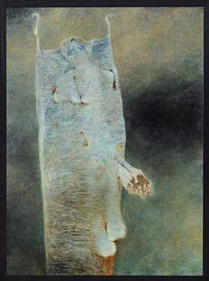 Zdzisław Beksiński – obraz D1