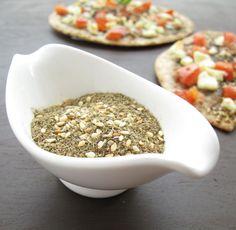 Zatar spices - great on pita bread and hummus