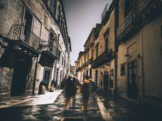 on the street - Lecce - Via del Corso