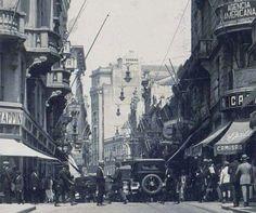 Rua direita 1927