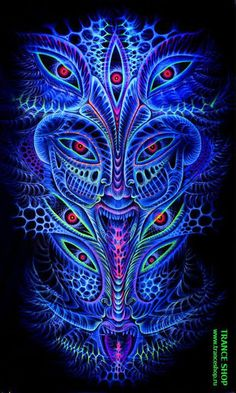 psychedelic