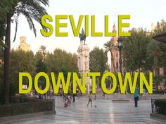 CITY TOUR SEVILLE SPAIN  Walk In The Center  https://t.co/koe6XntUmz . . #backpacking_daily #travelguide #TravelLife #2018 #RTW #vacation  #tour #traveltips #explore #citytour #cityguide #Seville #Spain #Europe https://t.co/ZdY8P9cJ0B