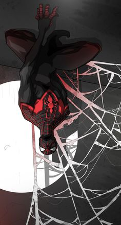 Spider Man By BrotherBaston Miles Spiderman Art Amazing Marvel