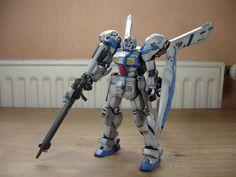 RE/100 RX78GP04 Gundam Gerbera