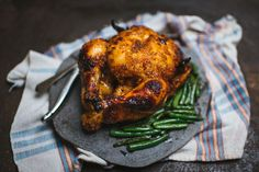 Tandoori Chicken, Barbecue, Holiday Recipes, Whole Food Recipes, Good Food, Food And Drink, Turkey, Lunch, Meals