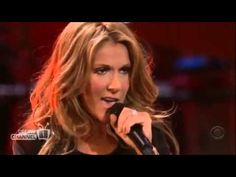 Celine Dion feat Will I Am Eyes On Me CBS Special 2008 - YouTube