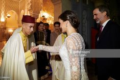 King Felipe VI of Spain , Prince Moulay Hassan of Morocco and Queen Letizia of Spain attend a Gala dinner at the Royal Palace on February 2019 in Rabat, Morocco. Get premium, high resolution news photos at Getty Images Hassan 2, Princess Of Spain, Visit Morocco, Spanish Royal Family, Royal Prince, Gala Dinner, Queen Letizia, Rey, Royalty