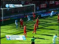 Resumen de goles - Primera división - Fecha 2