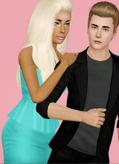 Justin Bieber wins game theme 'The Sims in 2013′