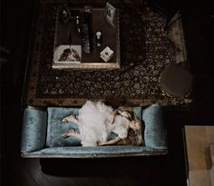 little adults, by anna skladmann, photo series of children of wealthy russian families
