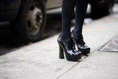 MIU MIU The 50 Best Shoes of Fashion Month Street Style - The Cut