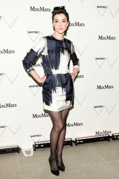 See who attended the new Whitney Museum opening: St. Vincent