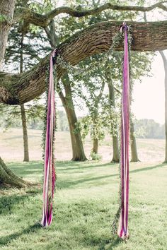 Outdoor Wedding Ceremonies 18 Stunning Tree Wedding Backdrop Ideas for Ceremony - Wedding backdrops definitely are not the priority of your wedding planning, but has it ever occurred to you where you and your beloved one take vows to each other? Diy Wedding Backdrop, Wedding Altars, Diy Backdrop, Wedding Ceremony Decorations, Ribbon Backdrop, Wedding Arches, Wedding Draping, Tree Wedding Ceremonies, Wedding Reception