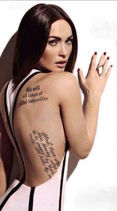 Megan Fox On Pinterest Foxes Brian Austin Green And
