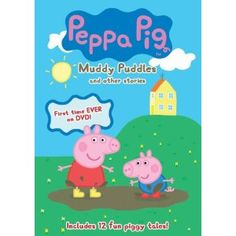 muddy puddles and other stories   peppa pig
